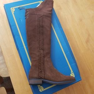 Sbicca boots 8.5 knee high